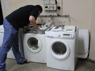 Профессиональный ремонт стиральных машин на дому с гарантией.