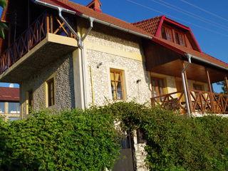 Благоустроенный дом-дача