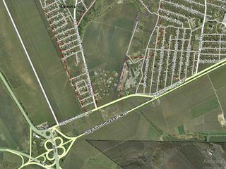 Urgent! Teren pentru constructii in Cricova (sector nou).