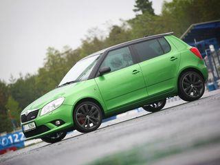 Sport Car, WRS Fabia De la 20 euro