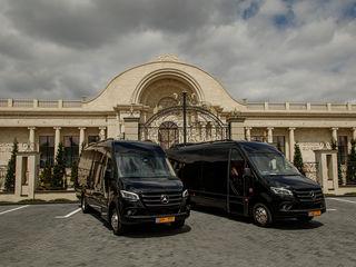 Microbuse - 2019. Super. Vip. Lux. Transport de Pasageri Business Class!