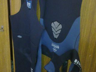 гидрокостюмы для дайвинга и подводной охоты новые и бу. маски.трубки.ботинки,ласты.