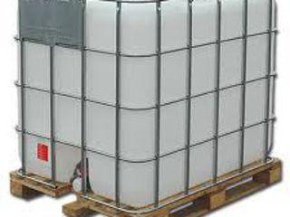 Пластиковая тара 1000 литров. ibc контейнер