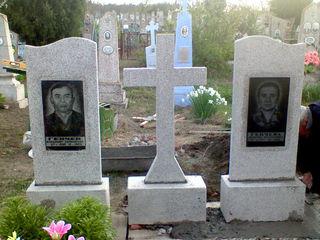 Памятники, склепы, венки и фото-металлокерамика