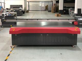 Планшетный широкоформатный принтер Uv 2513-H 2.5m*1.3m