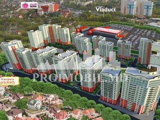 "Apartament ""Eldorado Terra Viaduct"" ! 3 camere, 71 mp !"