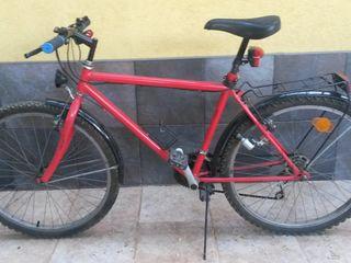 Vînd  bicicletă  trainică  nu e Chitai ,în  stare  foarte  bună ! Pretul negociabil !