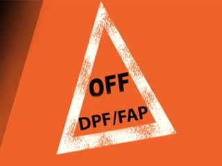 Программное и физическое удаление сажевых фильтров DPF, FAP, EGR, Adblue (SCR)