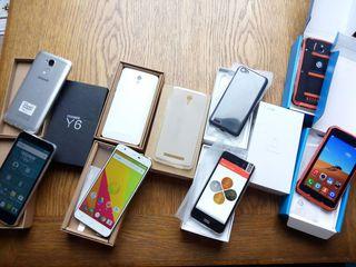 Telefoane noi sigilate negociez Android 5.1,6.0,7.0  Новые смартфоны по доступным ценам+торг