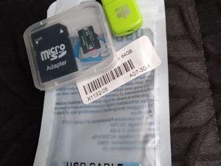 Samsung microSDHC 32 GB Canvas Select Plus Class 10 UHS-I U1 V10 A1 + SD-адаптер
