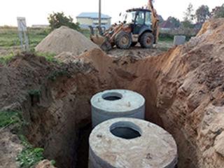 Tuburi din Beton Armat și Capace din Beton Armat pentru Canalizare
