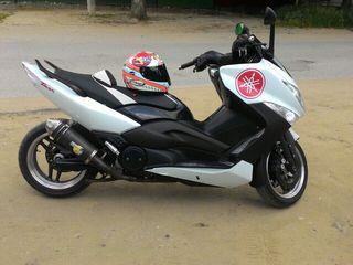 Yamaha Yamaha Tmax 500 Whit