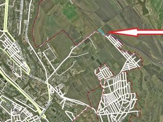 Срочно! Продаю 1,6 га земли, 2км от ул. Заводской, Кишинев