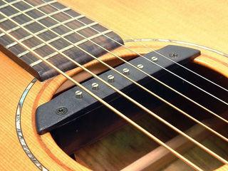 Звукосниматель для акустической гитары ARTEC MSP-50