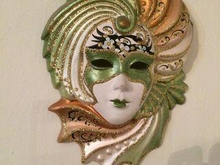 Гипсовая маска , (с Венеции)