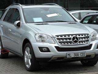 Set de praguri Mercedes ML (2008-2011) W 164