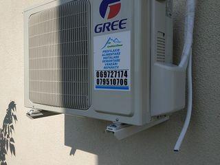 Aparate de aer condiționat:vînzare,instalare,profilactică,demontare,reparații