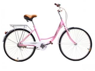 Велосипед для взрослых Kston-26 Rose