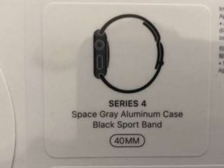New Apple Watch Series 4 GPS 40mm / 44mm Space Gray / Gold