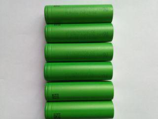 Аккумуляторы 18650, Sony/Murata