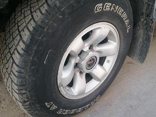 32'' General tyre 235/85 R16