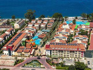 Reduceri maximale in luna MAI  Turcia ! Hotelele Crystal!  – vacanta  ideala pentru oricine