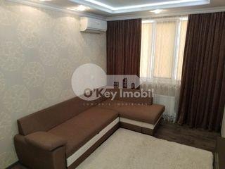 Apartament cu o cameră, reparație euro, Botanica, 310 € !