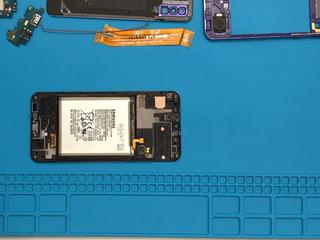 Samsung A30s A307, Разрядился АКБ, восстановим без проблем!-заберём, починим, привезём !