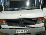 Mercedes benz 612d vario