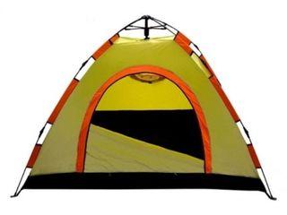 Двухместная палатка  самоустанавливающаяся. Доставка !