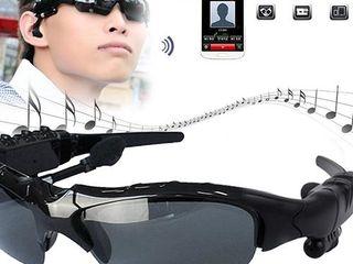 Ochelari de soare Bluetooth Ochelari fără fir Căști Căști Stereo Mic Mic Earp G6L1