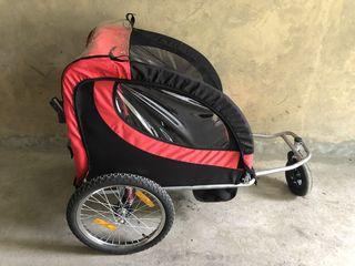 Прицеп для велосипеда / remorca pentru bicicleta