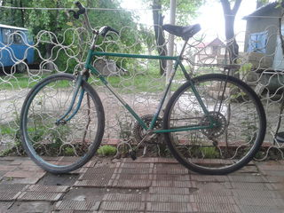 Велосипед Спутник