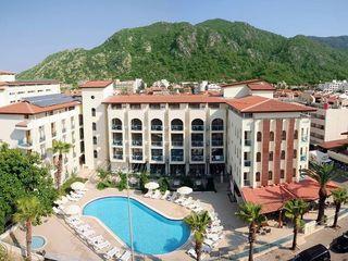 Горят - 2 номера -  Турция / Мармарис / Diana Hotel  3* - 255 евро / All Inclusive