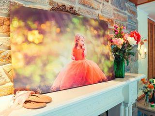 Imprimare tablouri/ portrete pe panză