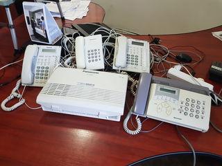 АТС Panasonic KX-TEM824RU + 3тел.+1факс