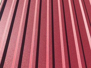 Profnastil colorat pentru acoperis. Reduceri 20%. Direct de la producator!