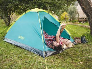 Палатка  двухместная # 68084