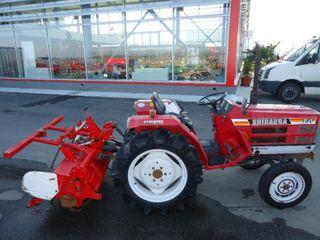 Tractor japonez Shibaura P21F