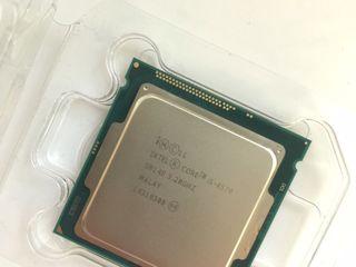 Intel Core i5-4570 3.60GHz/6M/5GT/Intel HD Graphics 4600
