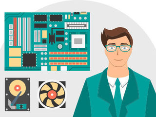 Качественный ремонт: компьютеров, ноутбуков/нетбуков, мониторов, блоков питания, акустики!