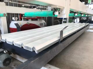 Оборудование для производства  profnastil ,sendvic paneli и цельных водосточных  желобов .