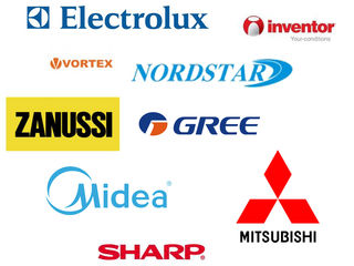Electrolux, Gree, Zanussi, Midea, Mitsubishi, TCL - super pret, montare, deservire, livrare!