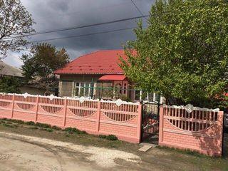Casă de locuit în satul Sculeni, raionul Ungheni. Traseul Chișinău-Iași