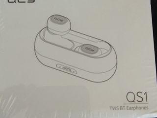 Беспроводные наушники QCY qs1