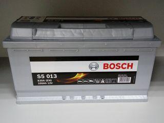 Аккумулятор 100Ah Bosch S5 013 Silver  - 2400 лей