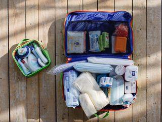 Наборы в роддом Mama Box - все нужное в одной сумке!