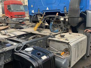 Servicii de instalare ,reparatii a sistemelor de basculare futune de inalta presiune
