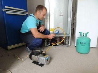Reparația frigiderelor la domiciliu, toate modelele,calitate - garantie.