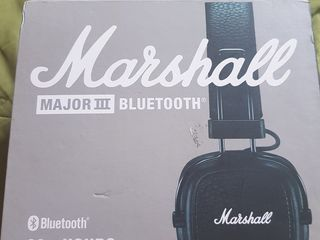 Marshall Major II Bluetooth-1000 lei, Marshall Major III Bluetooth-1500 lei. Replica.